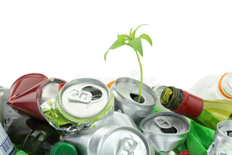 Milieu behoudsconcept stock foto