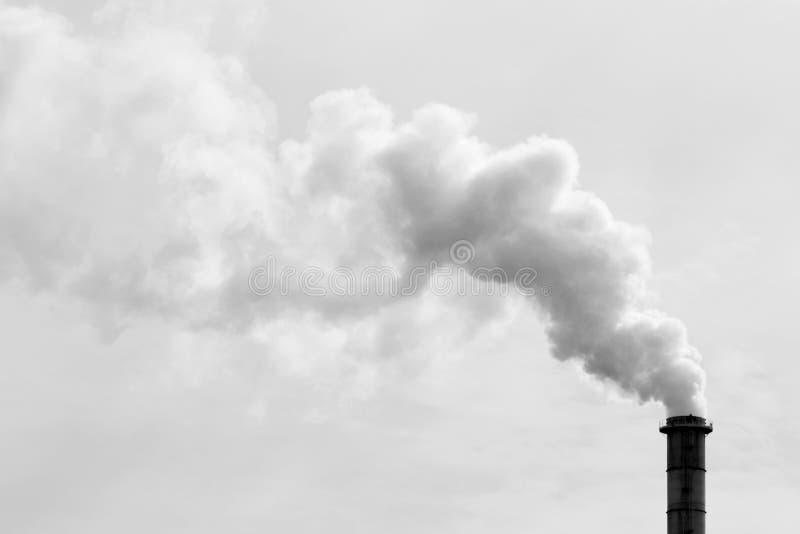 Milieu verontreiniging royalty-vrije stock afbeelding