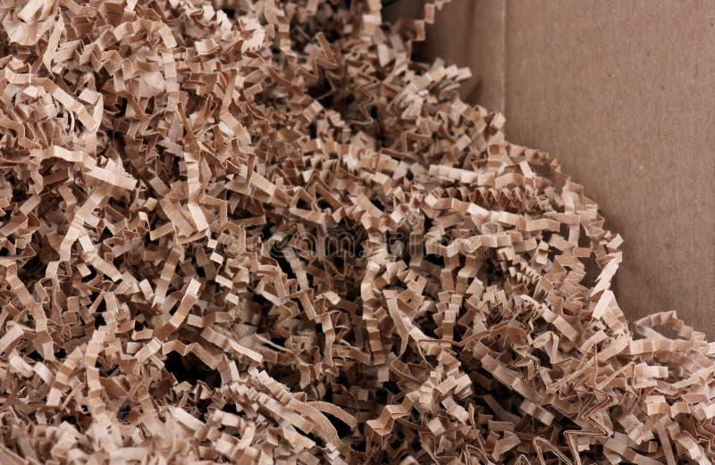 Milieuvriendelijk Verpakkingsmateriaal royalty-vrije stock foto