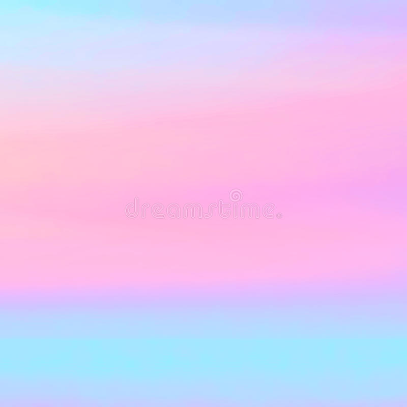 Milieux abstraits troubles de gradient Résumé en pastel doux GR illustration de vecteur