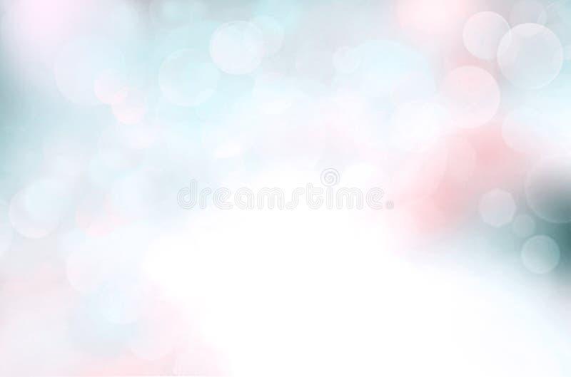 Milieux brouillés par résumé de couleur photographie stock