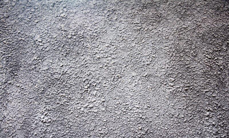 Milieux concrets de vieux mur blanc de ciment texturisés images stock