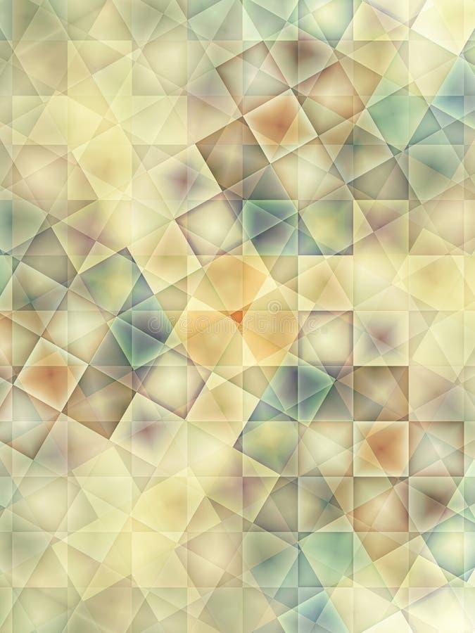 Milieux de couleur claire 3 illustration libre de droits