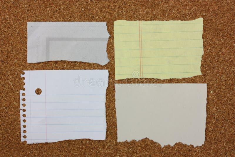 Milieux de papier photo libre de droits