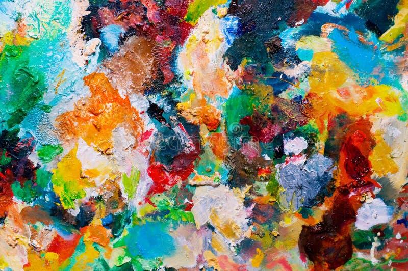 Milieux de peinture photo libre de droits