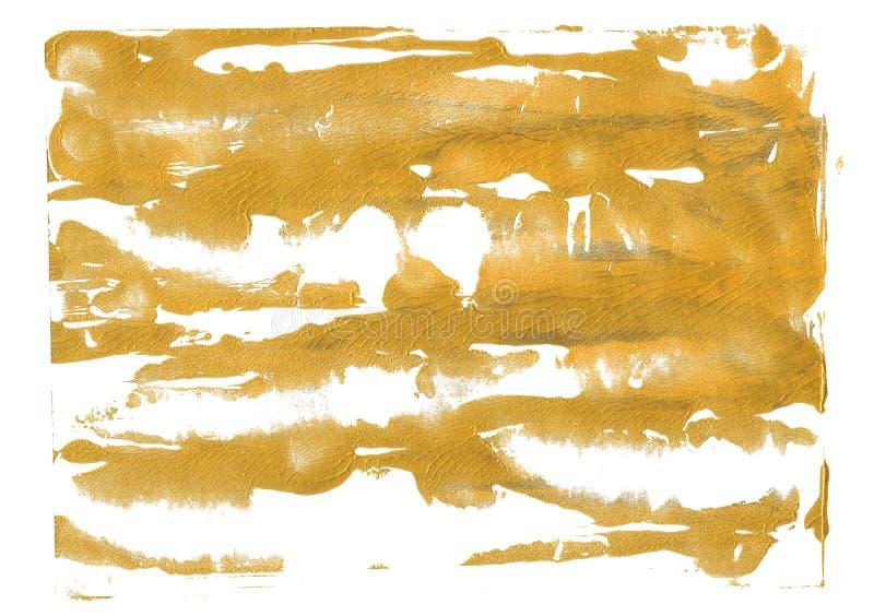 Milieux en bronze de texture de feuille d'or photo stock