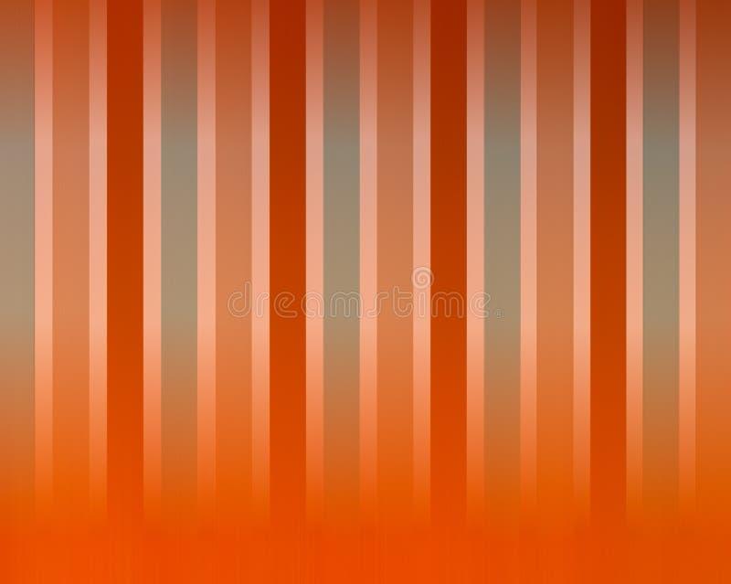 Milieux, murs, bandes oranges verticales photographie stock libre de droits