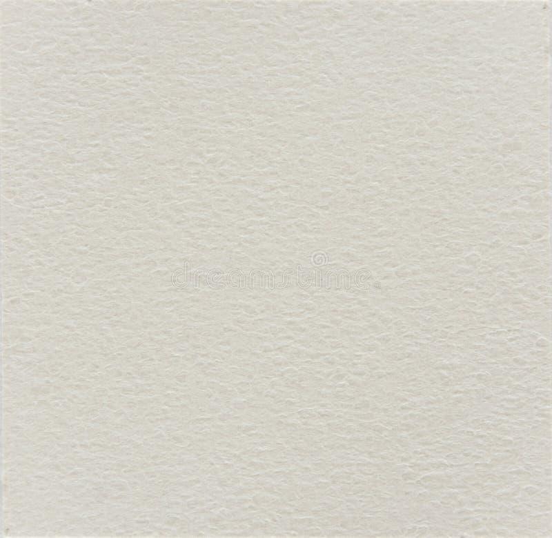 Milieux texturisés de papier gris-clair rugueux photos stock