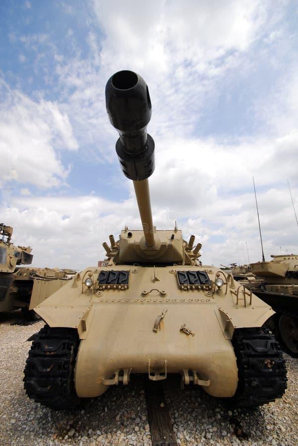 militär behållare royaltyfria foton