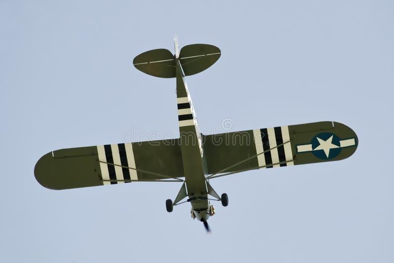 Militär flygparad royaltyfria foton