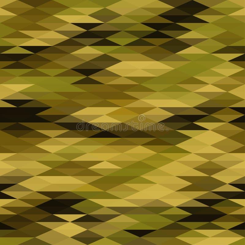 Militär kamouflagebakgrund för abstrakt vektor stock illustrationer
