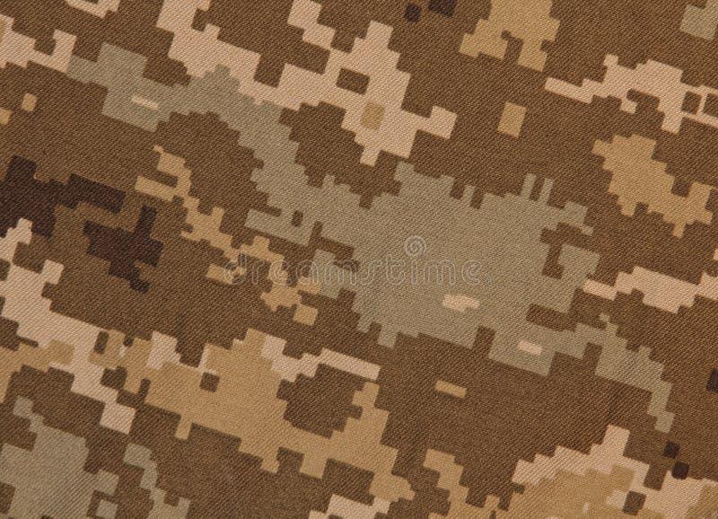 Militär kamouflagemodell som bakgrund arkivbild
