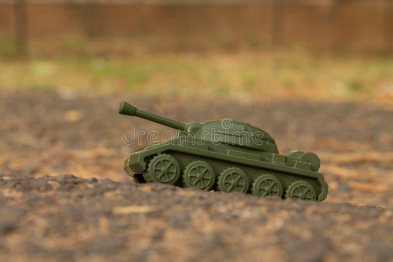 Militär tank royaltyfri bild