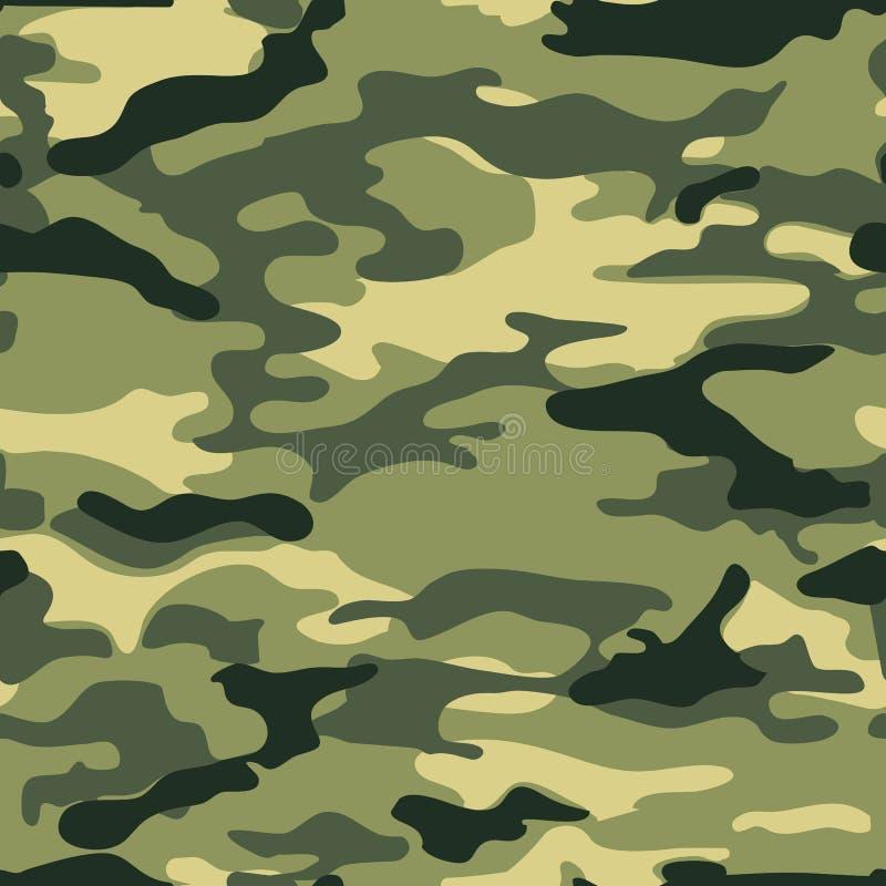 Militärhintergrund stock abbildung