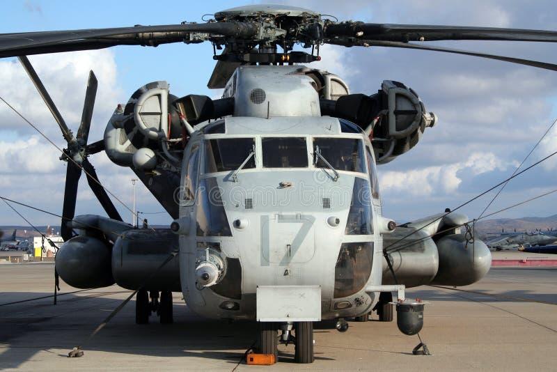 Militärhubschrauber lizenzfreies stockfoto