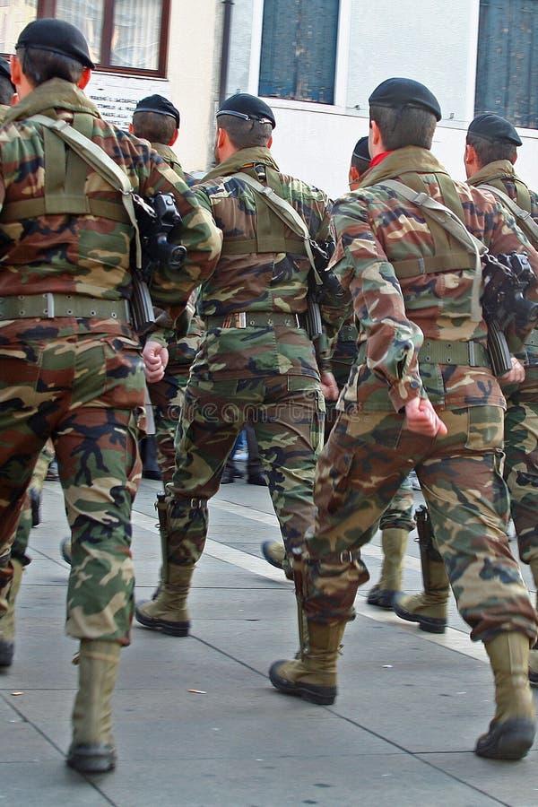 Militärwelt lizenzfreie stockfotografie