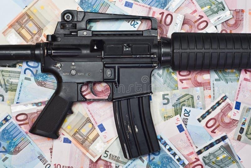 Militair van fortuin stock foto's