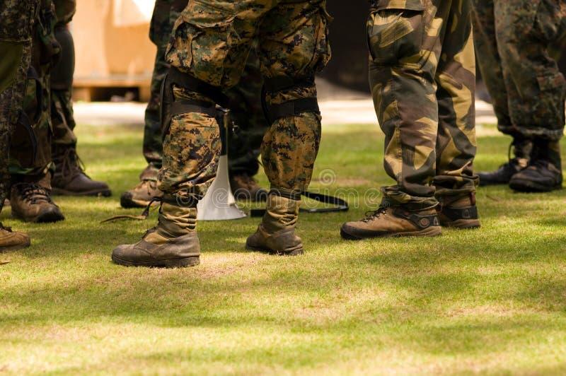 Militaire photographie stock libre de droits