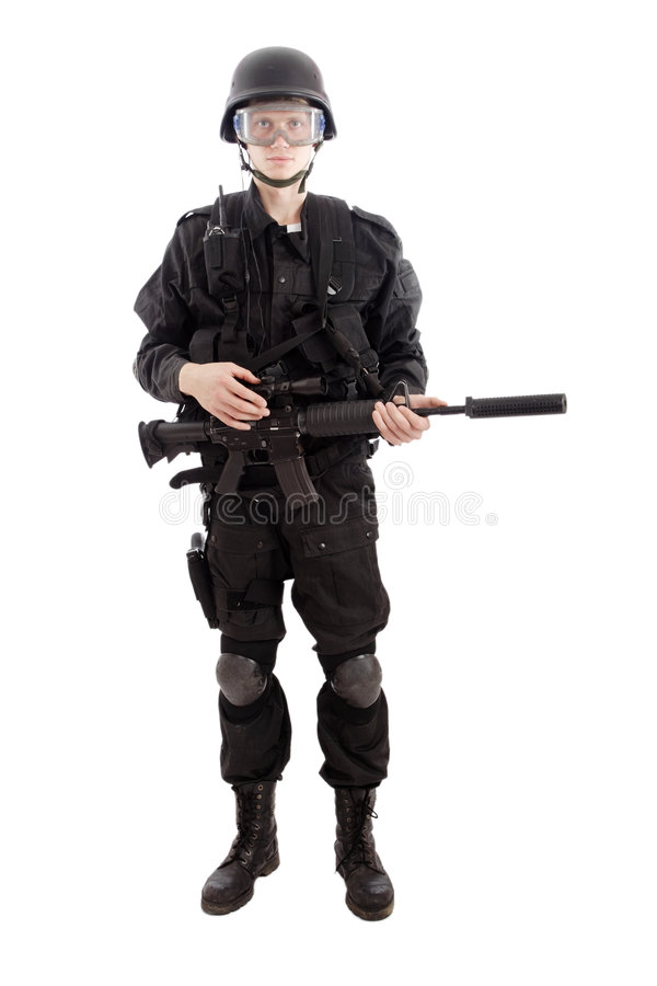 Militaire photographie stock