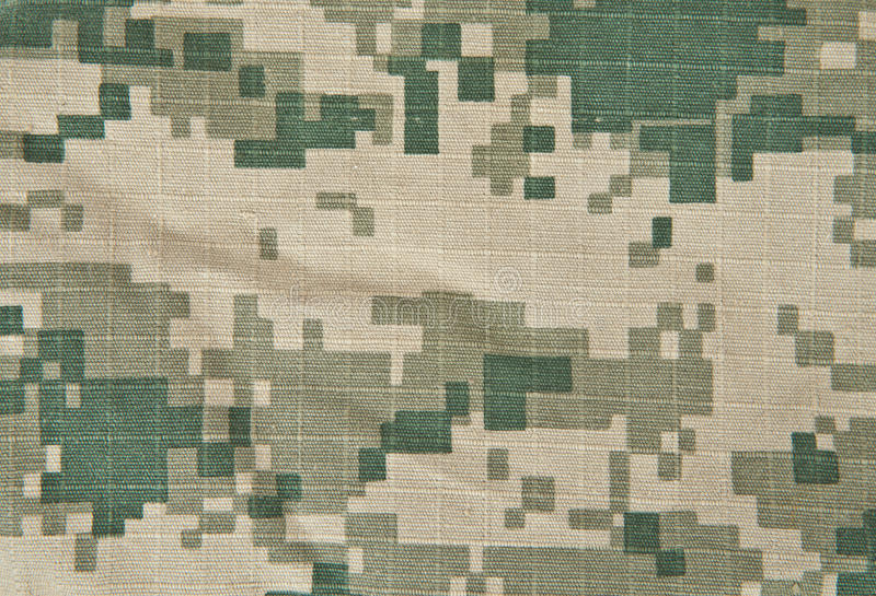 Militaire camouflageACU als achtergrond stock afbeeldingen