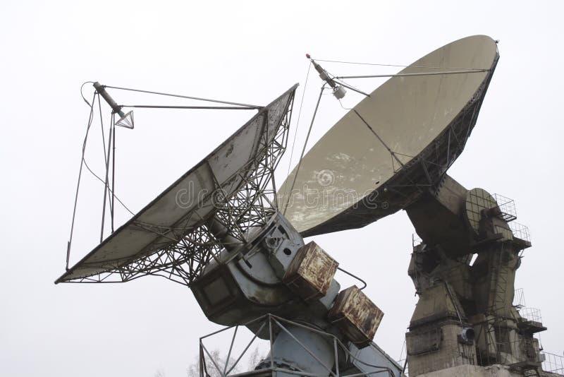 militaire radar stock foto