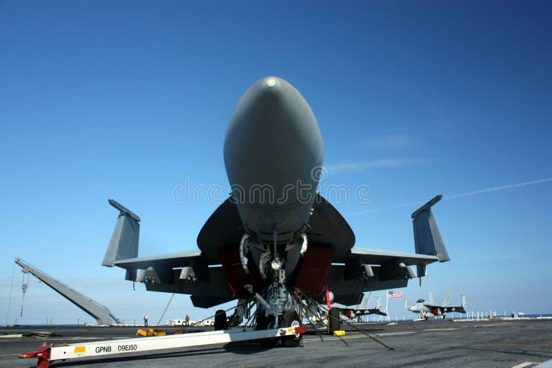 Militaire Straal stock afbeelding