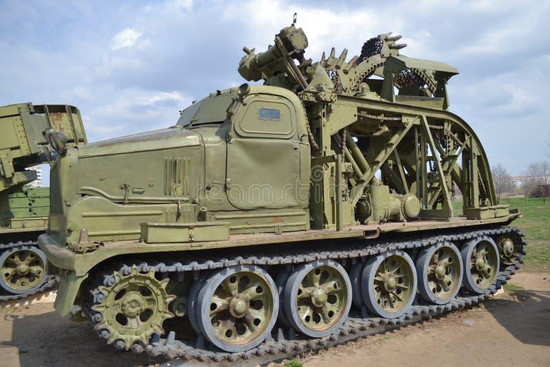 Militaire uitrusting stock foto's