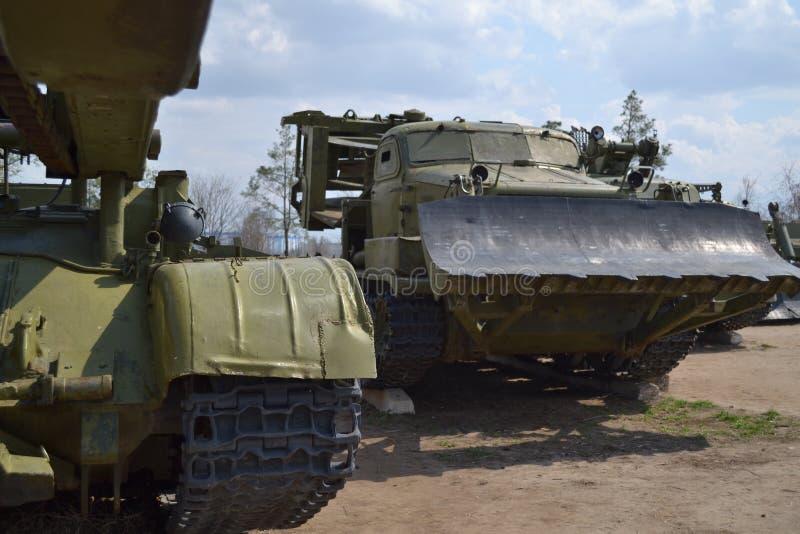 Militaire uitrusting stock afbeeldingen