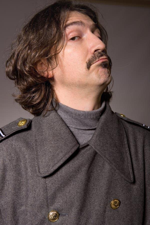Militari russi immagini stock