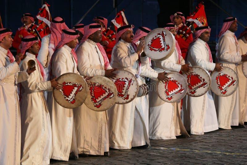 militarna festiwal muzyka zdjęcie royalty free