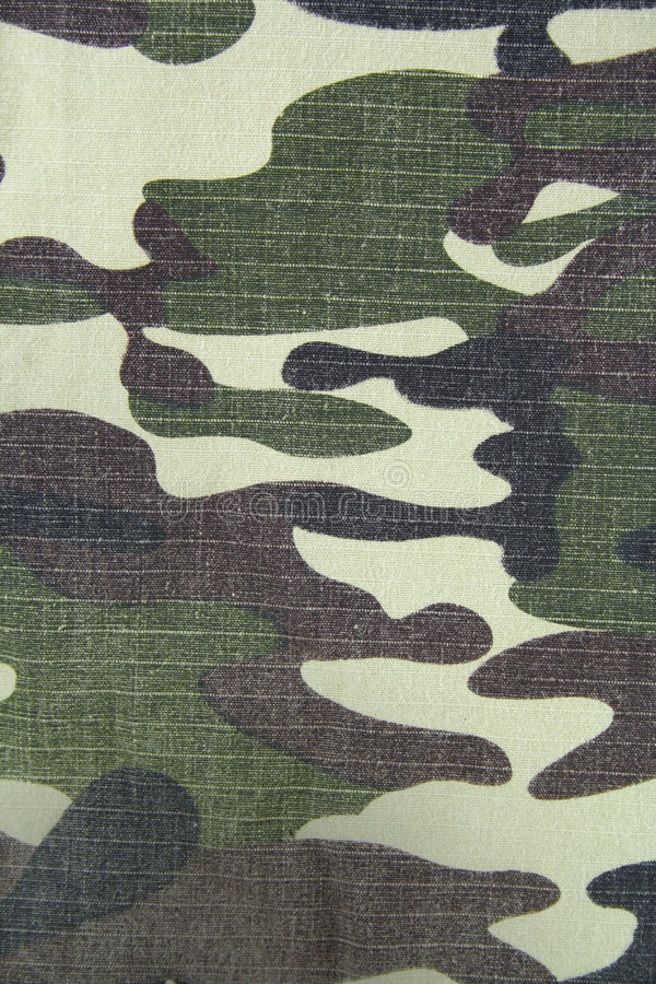 militarna kamuflaż tekstura fotografia stock
