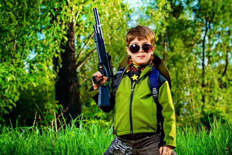 Militarne gry zdjęcie royalty free
