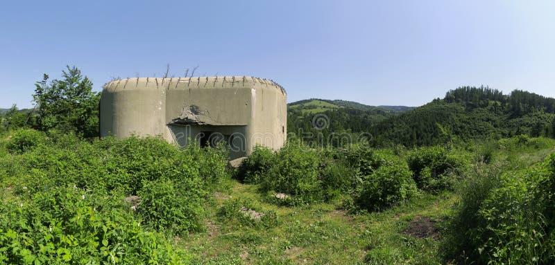 Militarny forteczny STM 31b zdjęcie royalty free