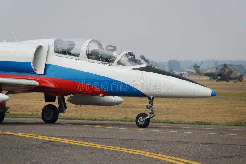 Militarny Samolot Bezpłatne Zdjęcie Stock
