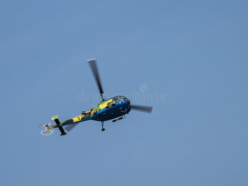 Military Airshow royalty free stock image
