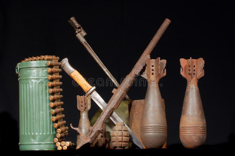 Download Military Archeology Royalty Free Stock Image - Image: 13708866
