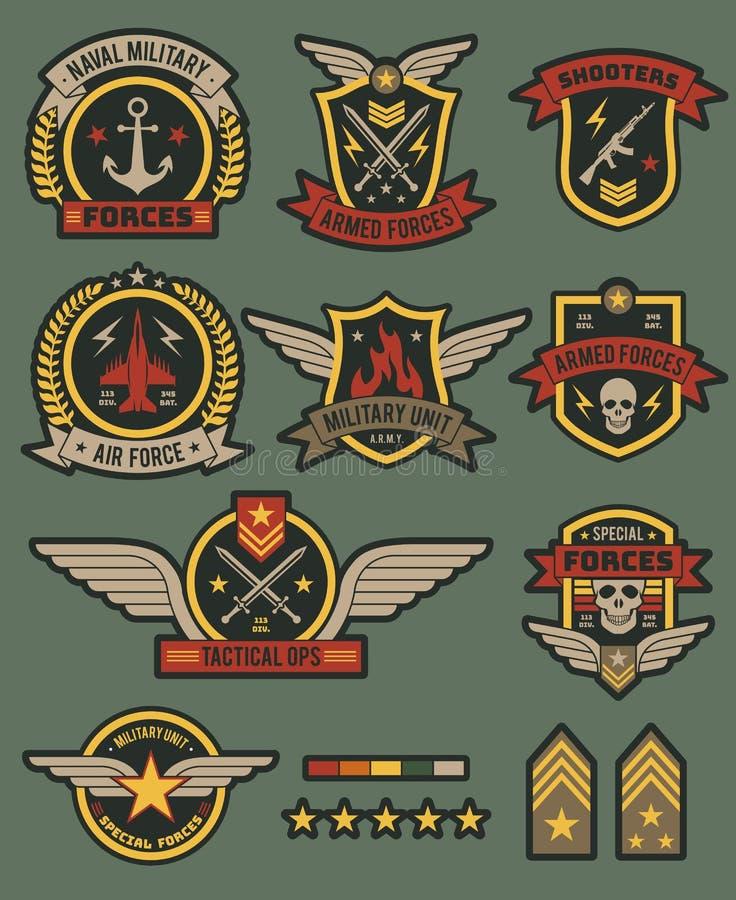 US AIRBORNE VINTAGE Army Star USAF MILITARY SHIRT TShirt OD GREEN
