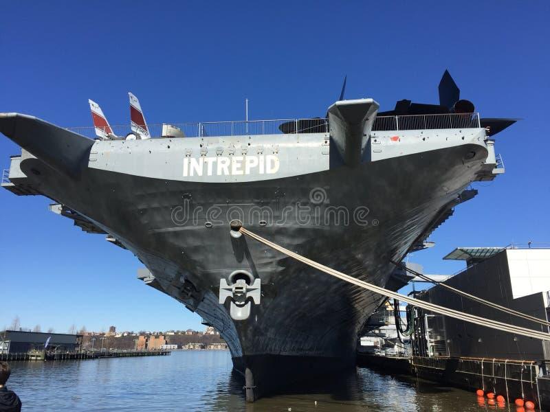 Military battleship royalty free stock image