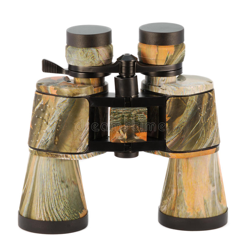 Free Military Binoculars Royalty Free Stock Photo - 16266715