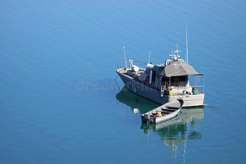 Military Boat Royalty Free Stock Image