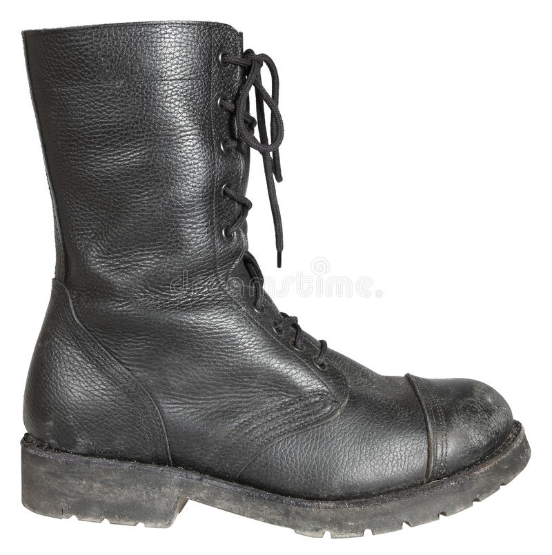 Download Military boot stock image. Image of design, grunge, detail - 17556271