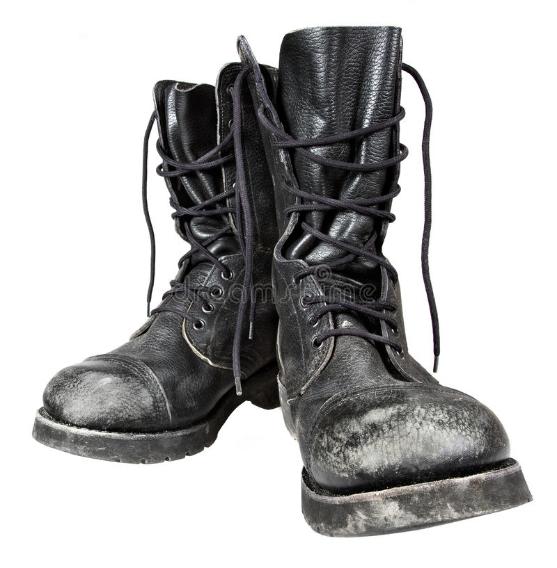 Download Military boots stock photo. Image of foot, lace, equipment - 17497150