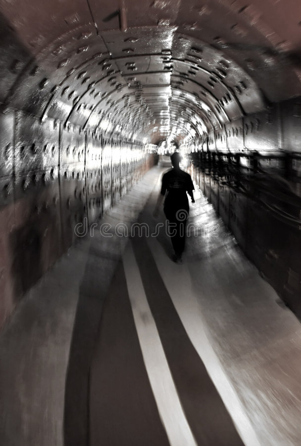 Military bunker stock photography