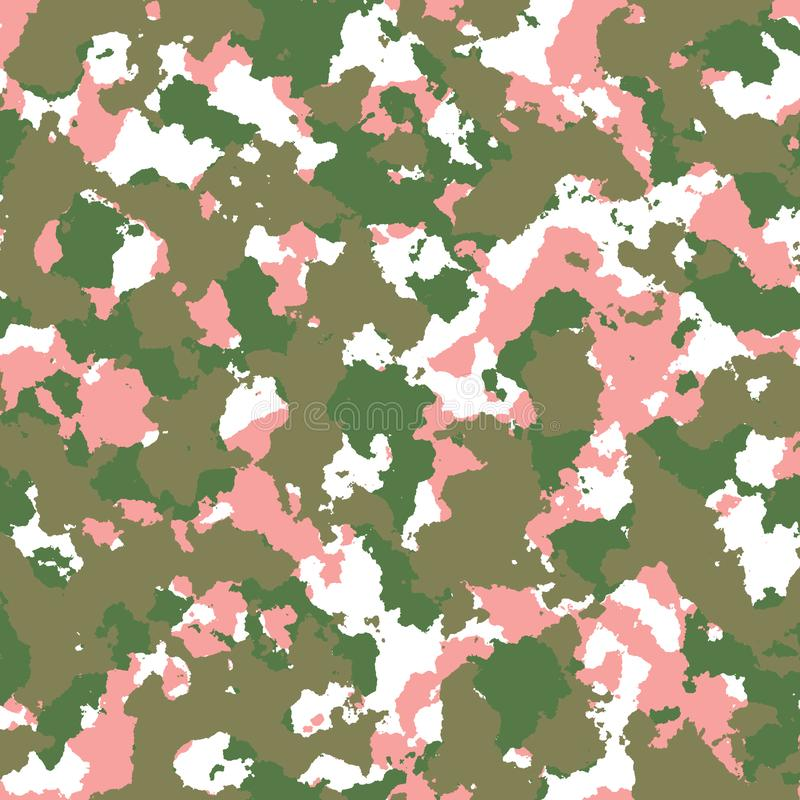Military camouflage for the background royalty free stock images