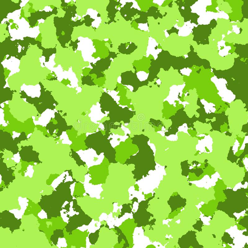 Military camouflage for the background stock image