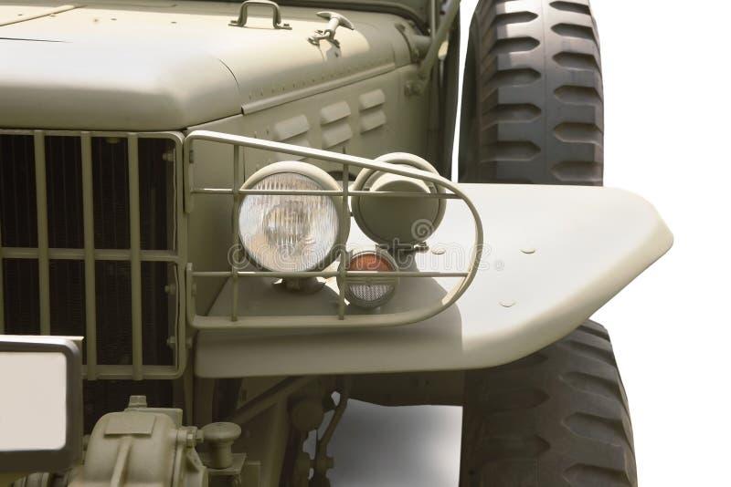 Military car