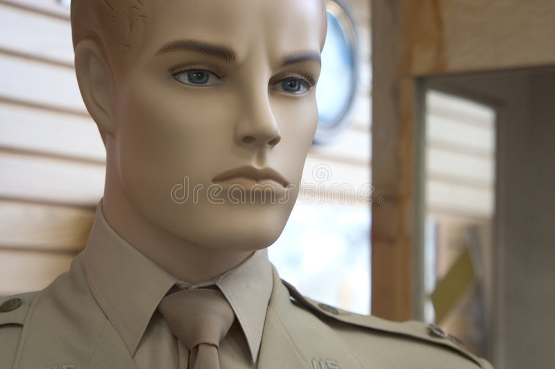Download Military Dummy stock photo. Image of military, officer - 473652