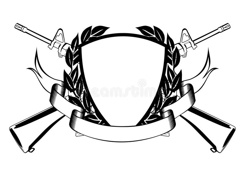 Download Military Frame Royalty Free Stock Photography - Image: 25271867