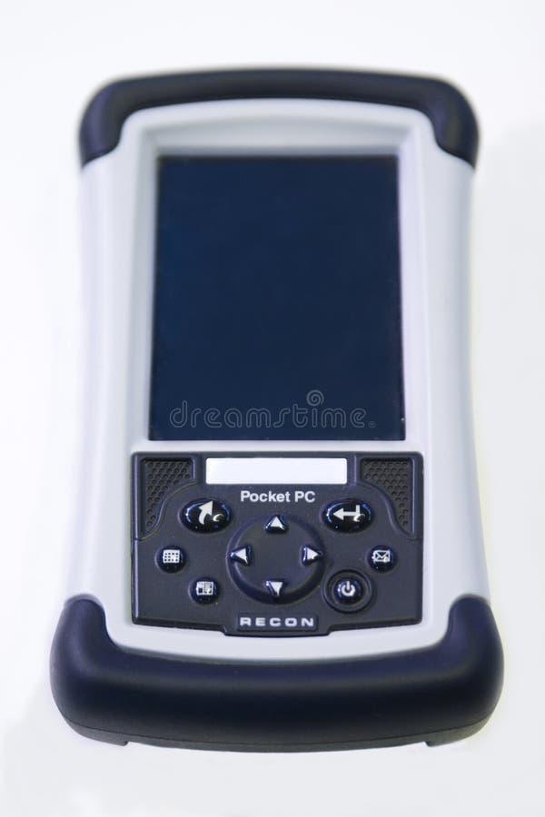 Military GPS device stock photos