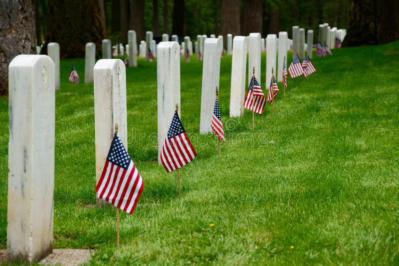 Download Military Grave Stones stock image. Image of stone, state - 41159019